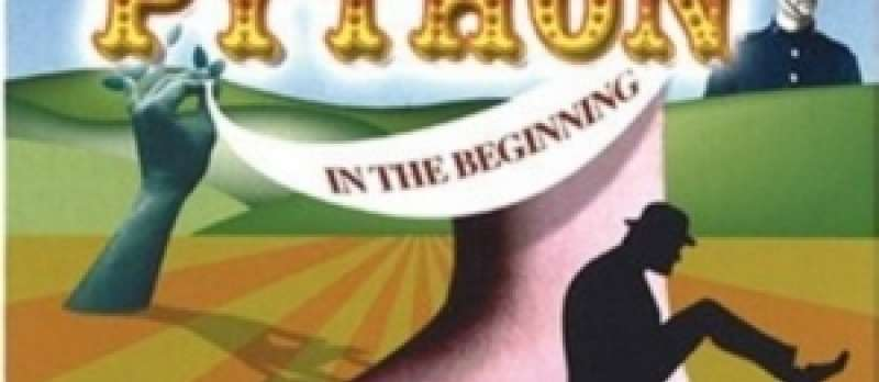 Monty Python - In the Beginning - DVD-Cover