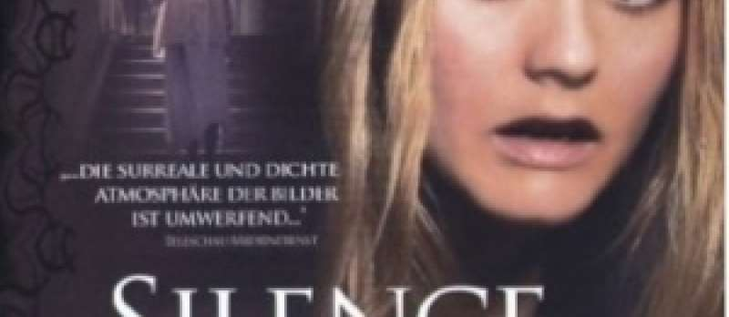 Silence Becomes You - DVD-Cover