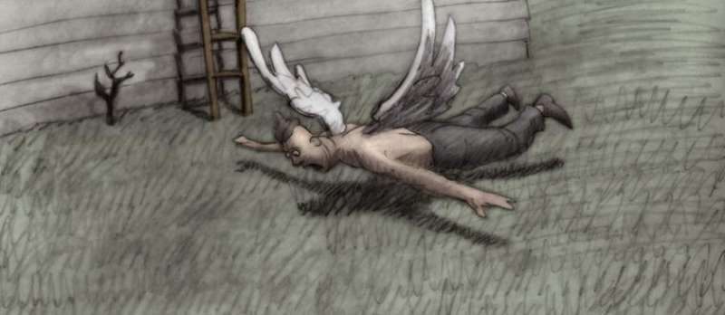 Idiots and Angels von Bill Plympton