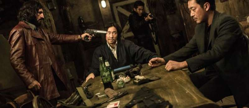 The Berlin File von Ryoo Seung-wan