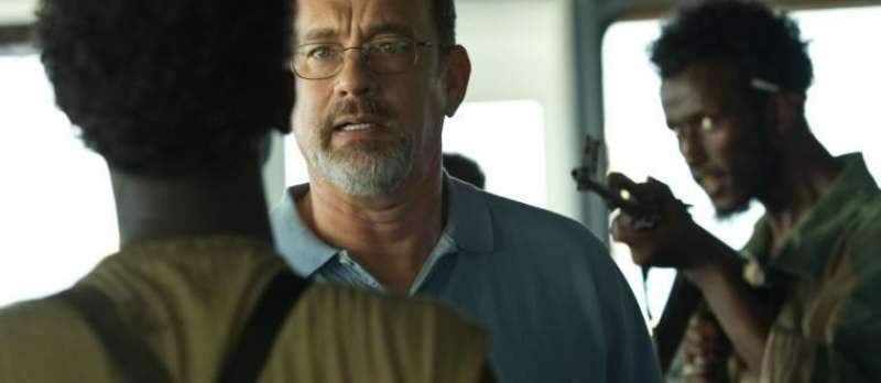 Captain Phillips von Paul Greengrass