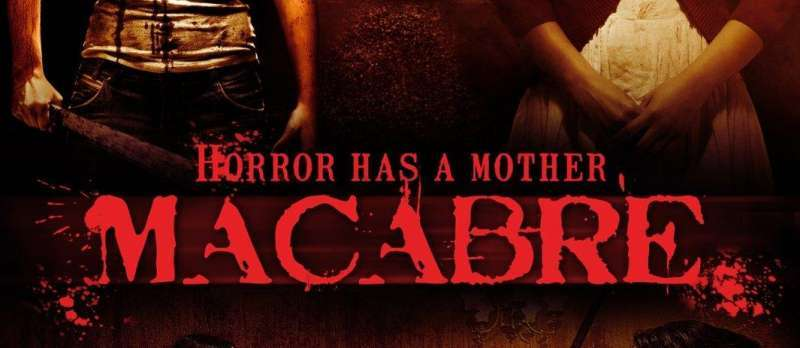 Macabre - DVD-Cover