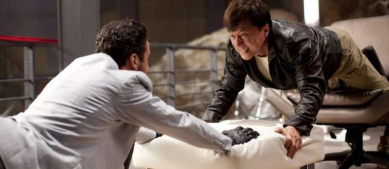 Armour of God - Chinese Zodiac von Jackie Chan