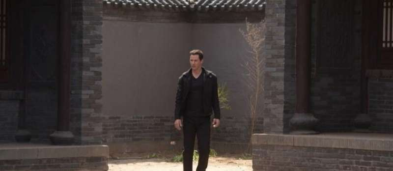 Man of Tai Chi von Keanu Reeves