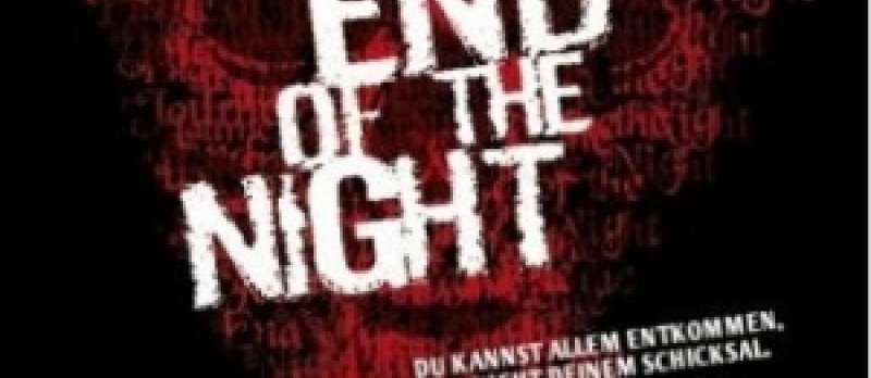 Journey to the End of the Night - DVD-Cover