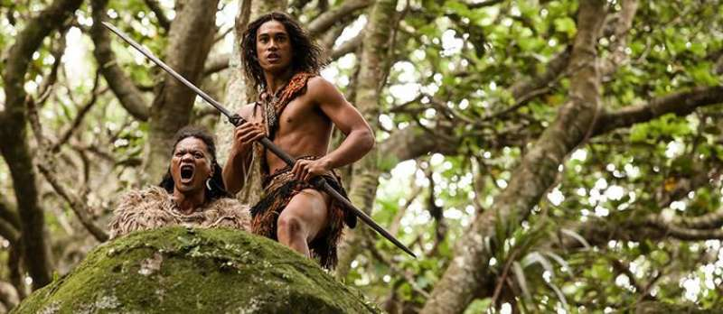 The Dead Lands von Toa Fraser