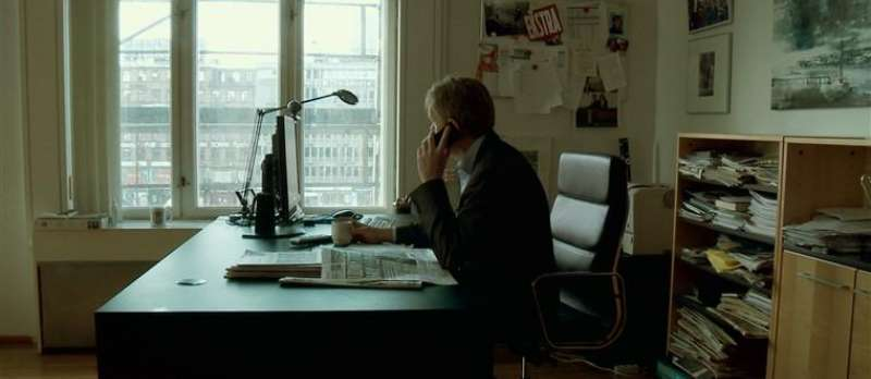 The Newsroom - Off the Record von Mikala Krogh