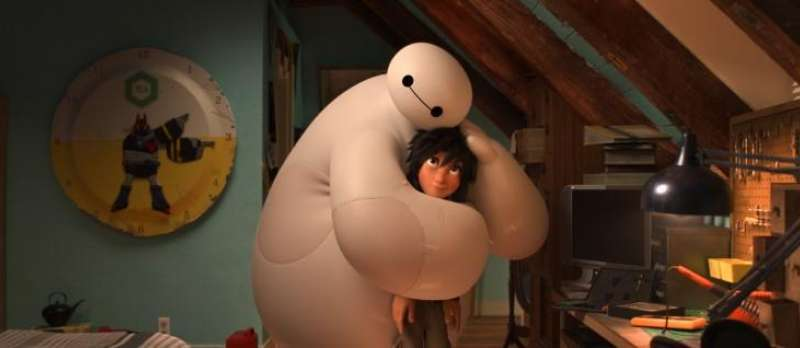 Baymax - Riesiges Robowabohu von Don Hall und Chris Williams