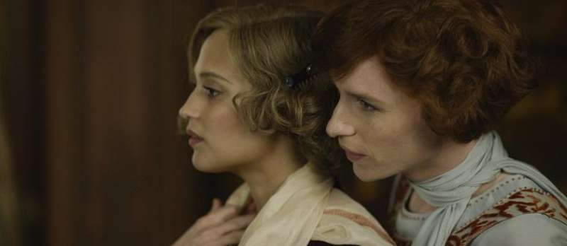 The Danish Girl von Tom Hooper