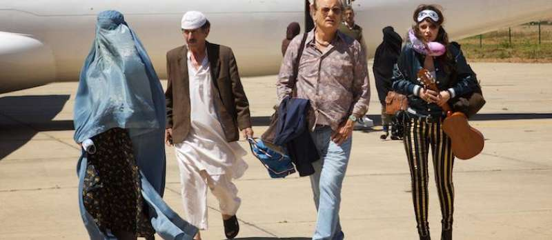Rock the Kasbah von Barry Levinson
