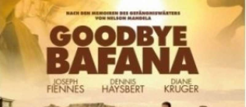 Goodbye Bafana - DVD-Cover