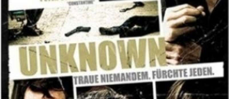 Unknown - DVD-Cover