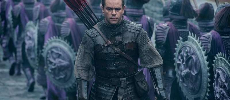 The Great Wall von Yimou Zhang