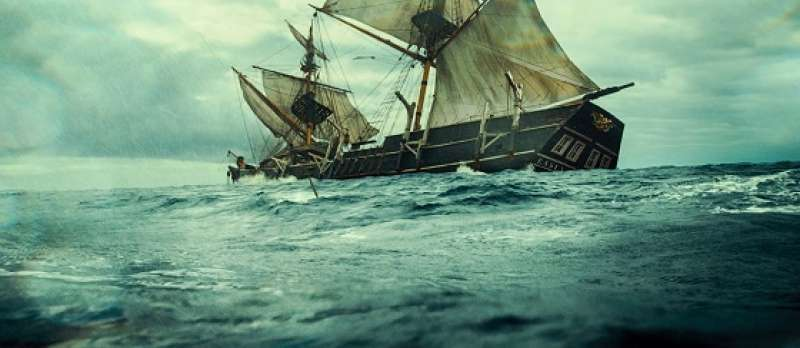 In the Heart of the Sea von Ron Howard