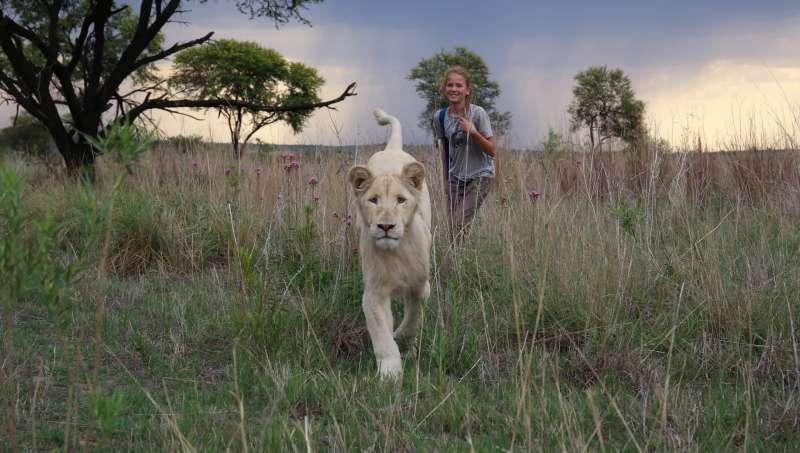 Mia und der weisse löwe trailer