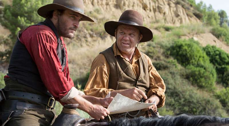 The Sisters Brothers - Bild