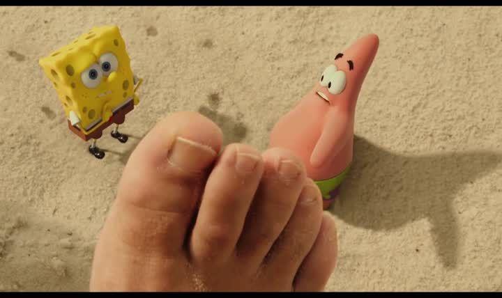 Spongebob Schwammkopf 3d Film Trailer Kritik