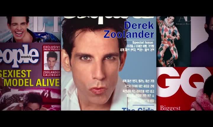 Zoolander no 2 film trailer kritik - Lustlos englisch ...