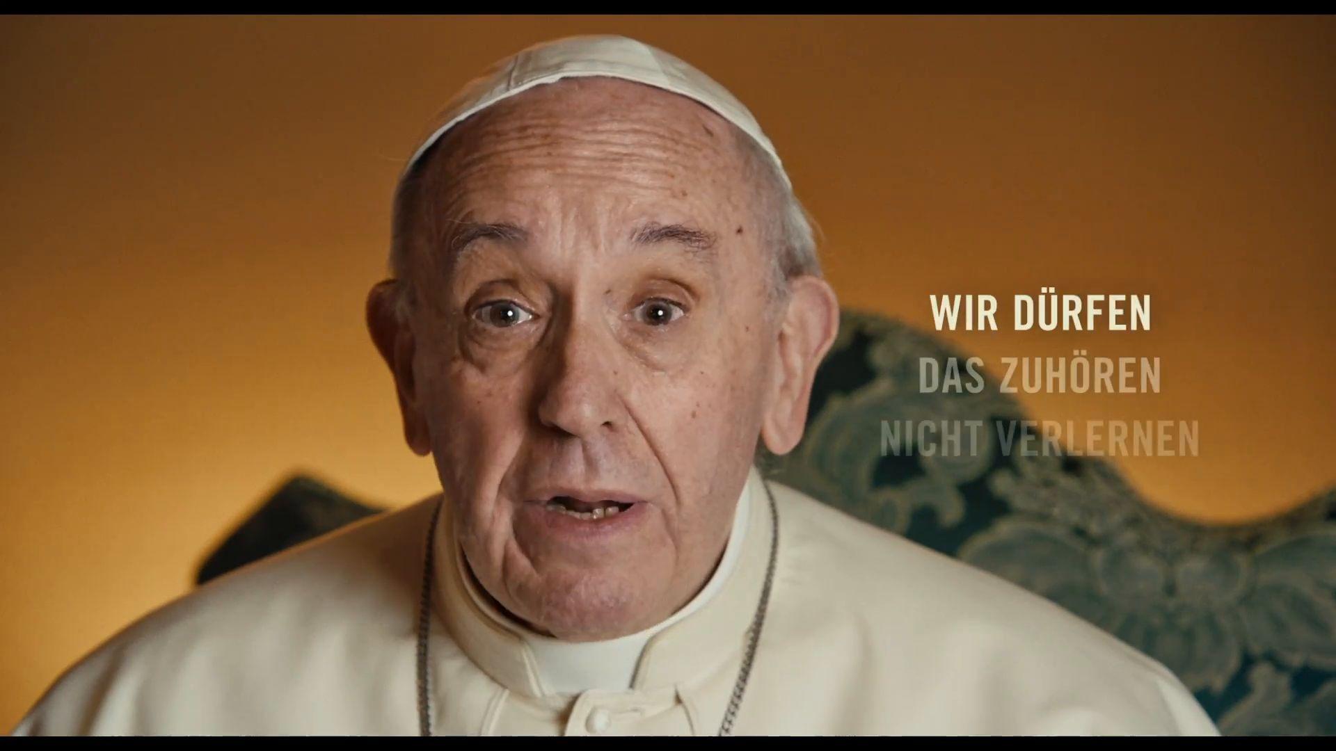 papst franziskus – mann seines wortes