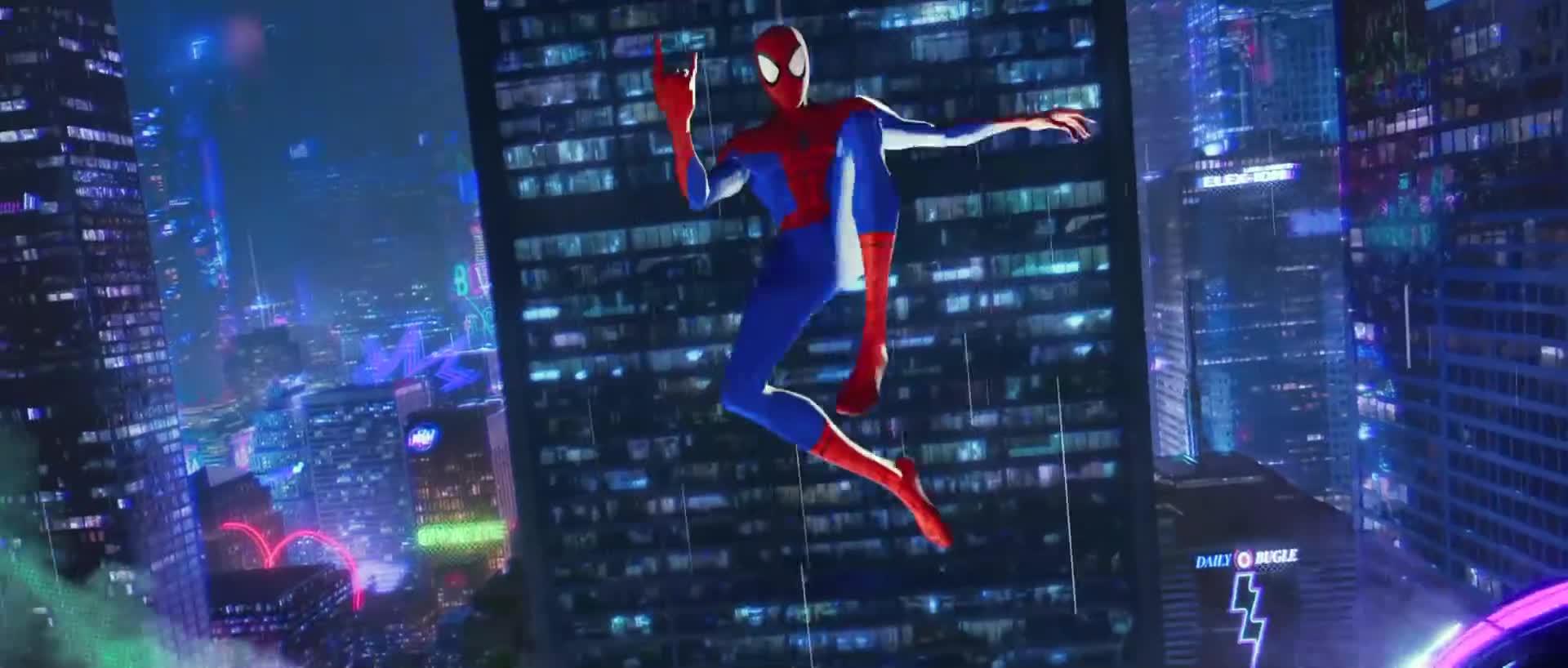 Spider-Man: A New Universe (2018) | Film, Trailer, Kritik