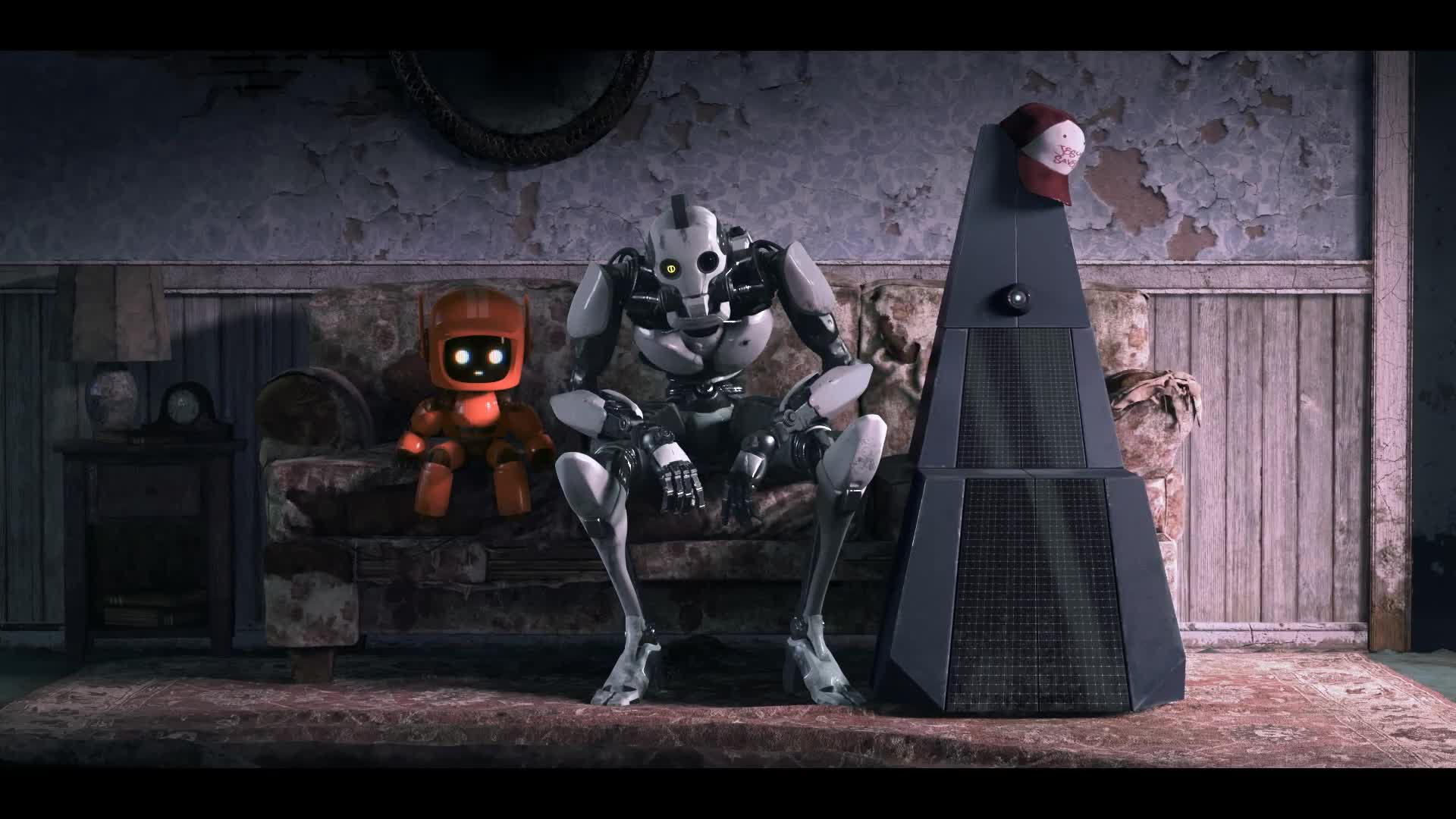 News | Trailer des Tages | Love, Death & Robots