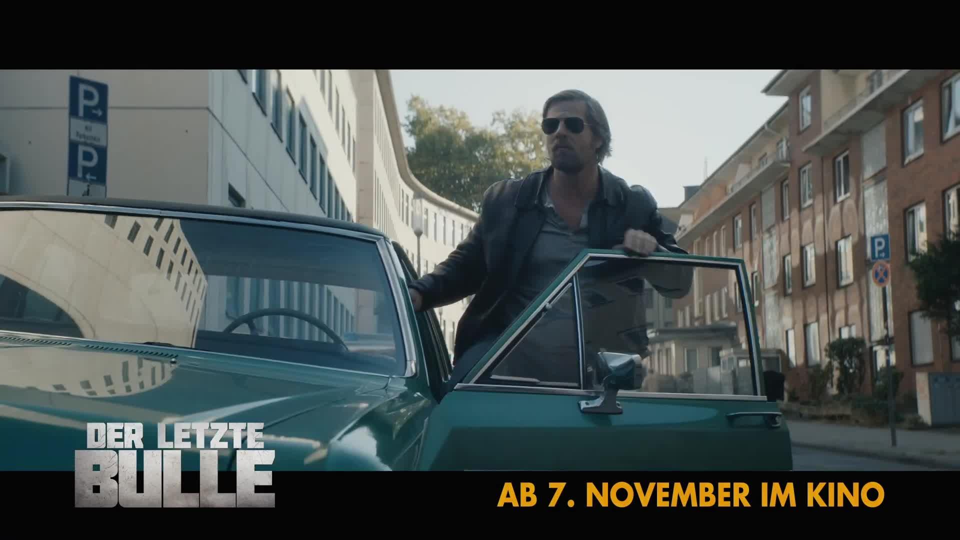 Der Letzte Bulle Trailer Deutsch